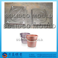 plastic paint bucket mold