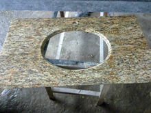 wholesale prices bathroom countertops with built in sinks