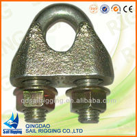 Din 741 Galvanized Wire Rope Clip