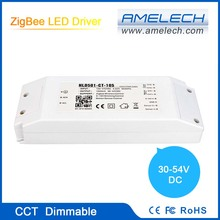 2015 New 2-Ch 1050mA 30-54 Watt ZigBee LED Constant Current Driver For LED