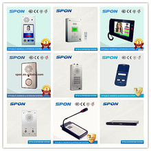 IP Intercom System and IP PA System/IP SIP video Intercom products