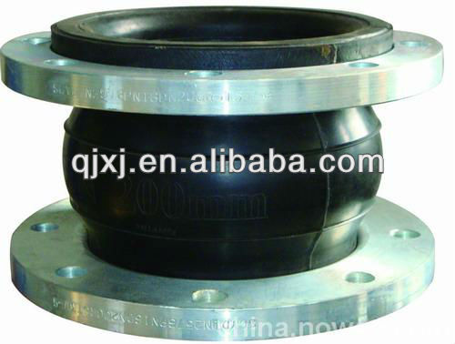 galvanized rubber expansion joint