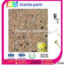 A quality2016 environment-friendly weather resistance waterborne granite wall coating for building