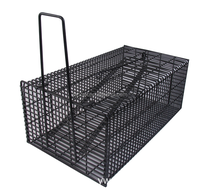 Factory direct sale/a large number of wholesale supplies The iron rat-trap mouse cage mousetraps