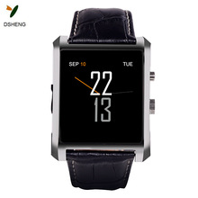 High quality Smart wireless watch work with Iphone/ Android mobile phone with anti-lost function