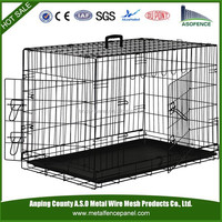 2015 Hot sale strong large dog cage for sale