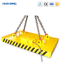 Automatic 300kg magnetic lifter for steel plate handling