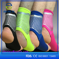 Hot Selling Ankle Brace Compression Support Foot Sleeve for Running, Ankle Support for Everyday wear