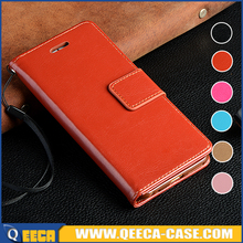 Manufacture magnet stand & credit card holder PU leather case cover for samsung galaxy s7 edge leather flip wallet luxury