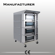 Deck baking oven type and biscuit,cake,bread usage bread ovens
