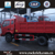 Lowest Price Sitom Brand New Diesel Small 5 Ton Tipper Dump Truck Height