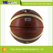 Factory Price pu basketball for practice sport ball