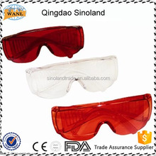 medical fashionable funny dental safety glasses