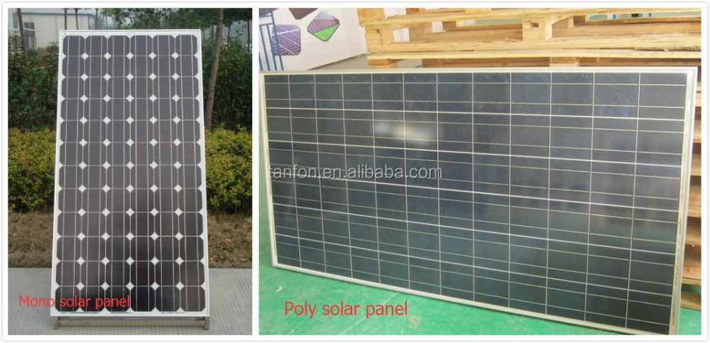 5kw Solar Panel Kit 6kw 8kw Roof Mounted Solar Pannel