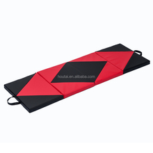 hot sale new design foldable pvc tumbling mats for outdoor sports