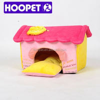 Import pet animal products pink dog houses