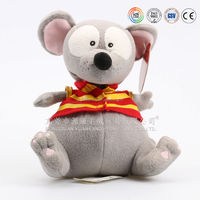 Stuffed Plush Mouse Toy Fine Fabric For Soft Toy