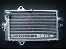 08 Kawasaki kfx450 radiator for motorcycle