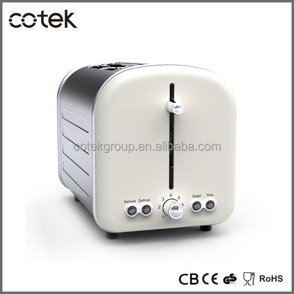 Белый бытовая техника из электрическим чайником и тостер