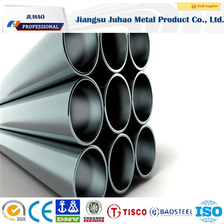 nonmagnetic stainless steel pipe 316l in solid solution state
