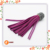 Trendy Cow Leather Tassel for Sarees