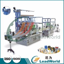 Factory Price automatic small scale mineral water bottle filling machine