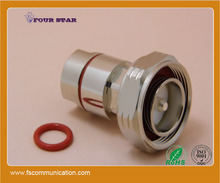 7/16 din male rf coaxial connector for 1/2 foam feeder cable