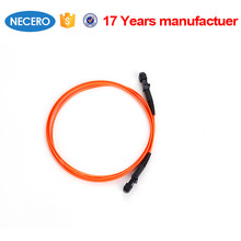 Excellent Strippability Upc Or Apc All Dielectric MTRJ Fiber Optic Patch Cord