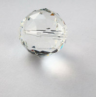 30MM crystal ball with hole