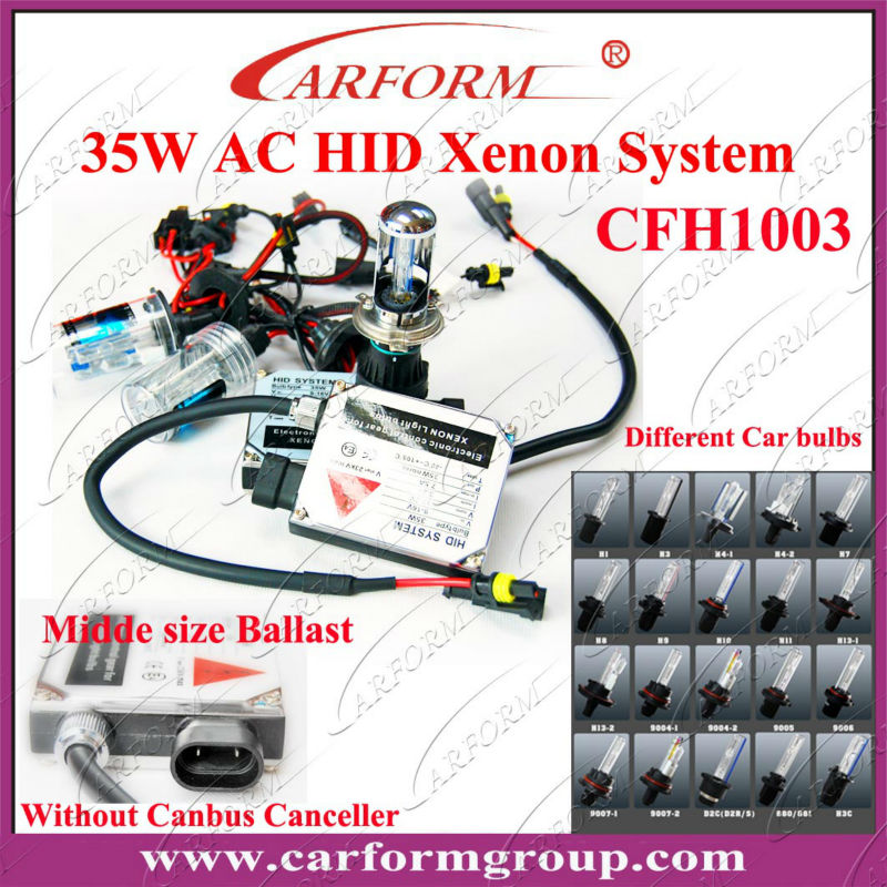 Good quality guangzhou 35W xenon hid car electronics