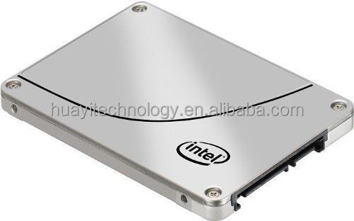 Intel Hard Drive SSD 480GB SATA 6Gb/s 2.5in (SSDSC2BB480G401) Solid State Drive