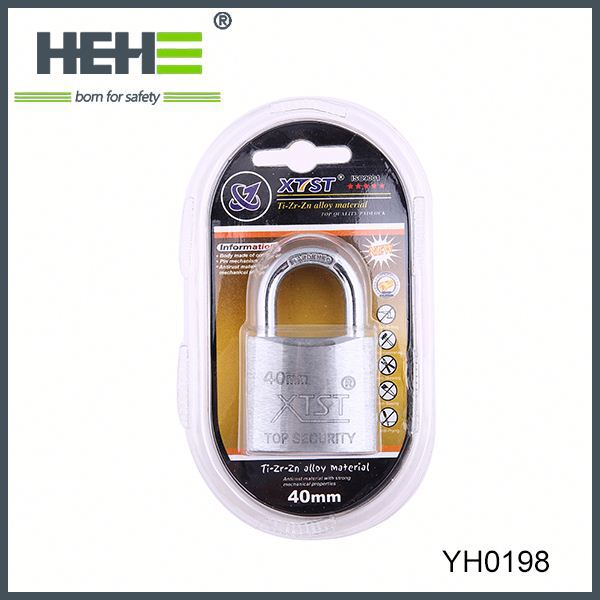 FACTORY SUPPLY!! High Security Cheap bluetooth 4.0 padlock