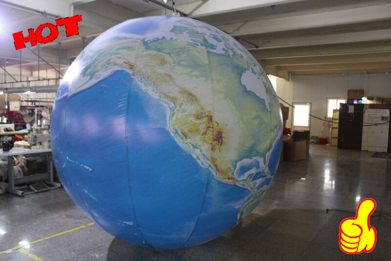 inflatable nine planets balloons inflatable earth globe balloon