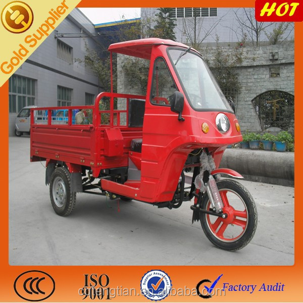 Chinese triciclo motorcycle for truck cargo