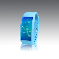 bluetooth bracelet pedometer calorie counter smart watch