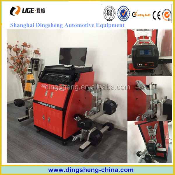 discount tire wheel alignment ccd aligner with calibration frame