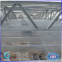 hight quality PVC tree steel grating