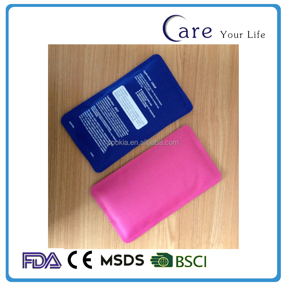 Therapy Nylon Hot Cold Gel Pack for personal use