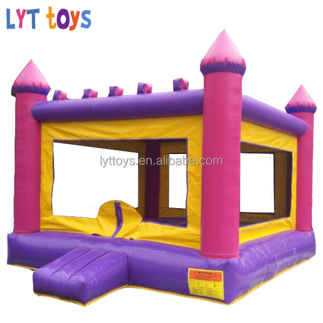 For home and mall bouncy castle inflatable,inflatable castle slide