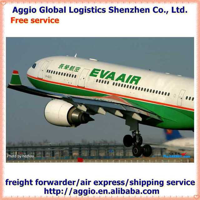 2017 shenzhen aggio best logistics service Air freight service Foshan Air Freight Forwarder to Los Angeles
