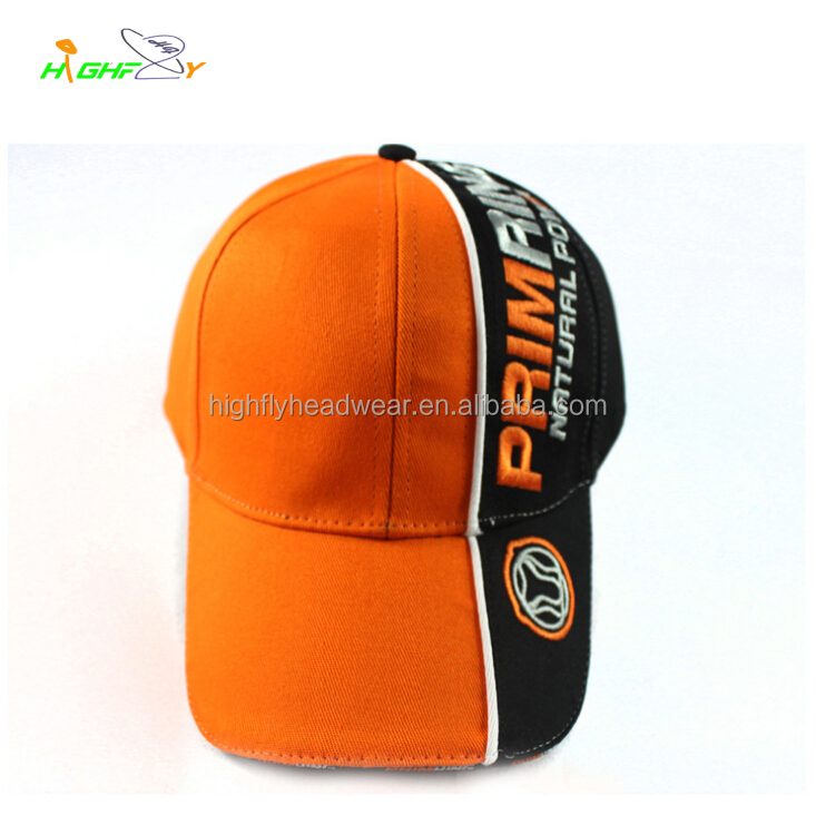 good quality F1 formula cap embroidery logo cycling racing baseball cap and hat