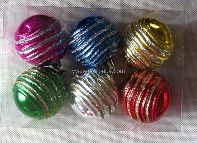 2016 pvc inflatable christmas ball,plastic inflatable ball,inflatable christmas ornaments