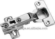 B201 two way adjustable locking slide-on kitchen cabinet door hinge