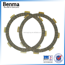 motorbike/cub/scooter cg125/cd70 friction clutch plate