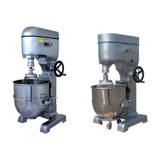 ISO certification 3 speed baking planetary tortilla mixer