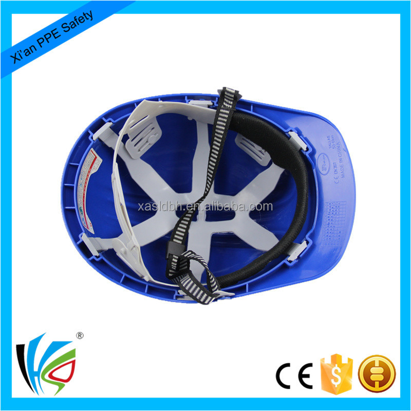 CE Standard Construction Helmets Open Face Safety Work Helmet