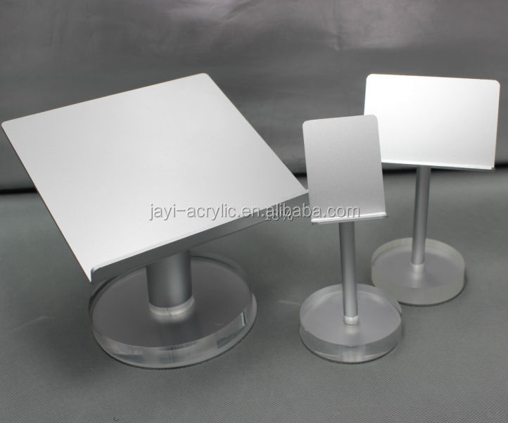Customized Acrylic Ipad Display Stand, Display Stand For Ipad