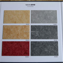 Antistatic customized hot environmental commercial pvc vinyl flooring with CE/ISO