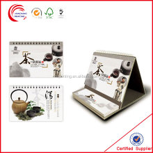 Sliding date calendar for 2015 new year gift