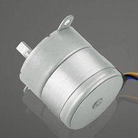 PM stepping geared motor 12v 35mm diameter differern ratio19-120